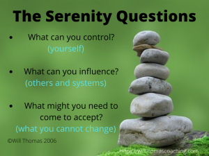 Serenity Questions